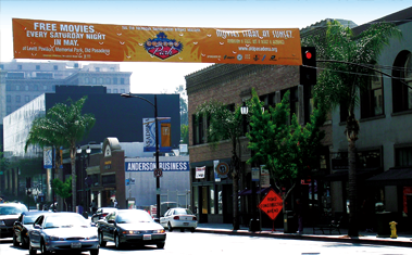 Large Format Printing - Banners, Standees & Signage
